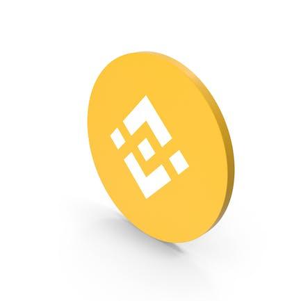 Icono de Moneda Binance
