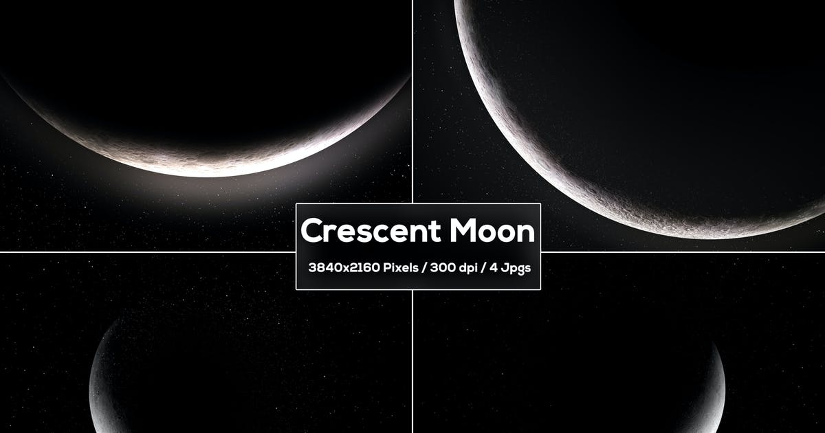 Download Crescent Moon Backgrounds by StrokeVorkz