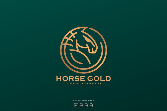 Thumbnail for Horse Line Gold