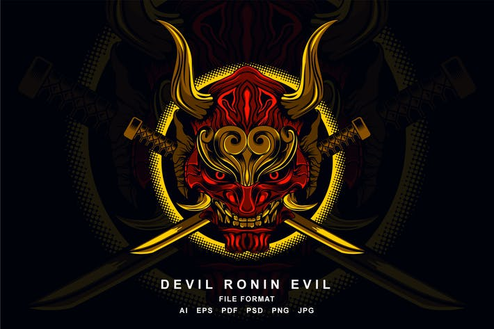 Thumbnail for Devil Ronin Evil