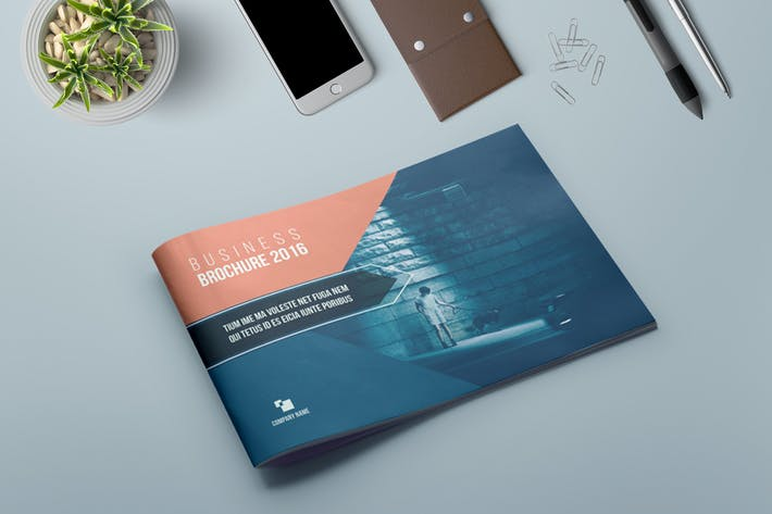 Download 3536 indesign brochure templates envato elements thumbnail for landscape brochure maxwellsz