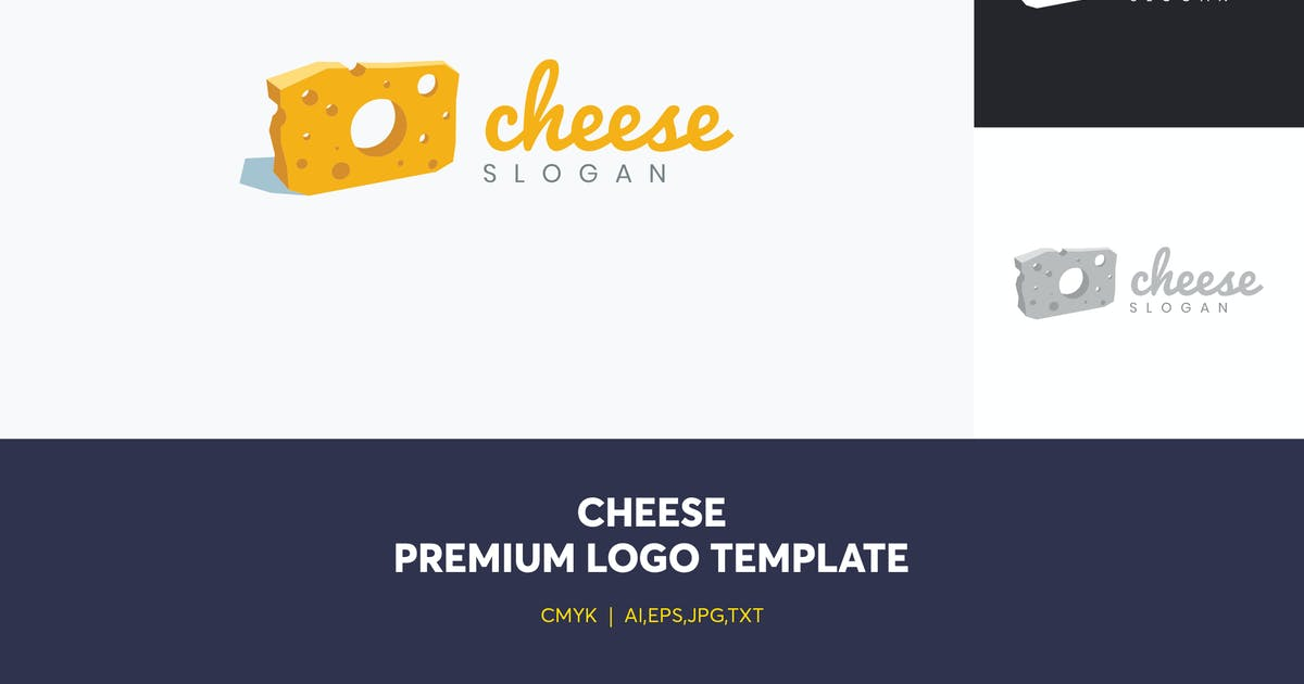 Download Cheese Logo by ldnstudio