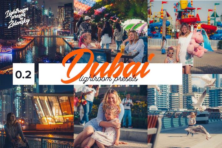 Cover Image For DUBAI -  Lightroom Presets by Zelensky