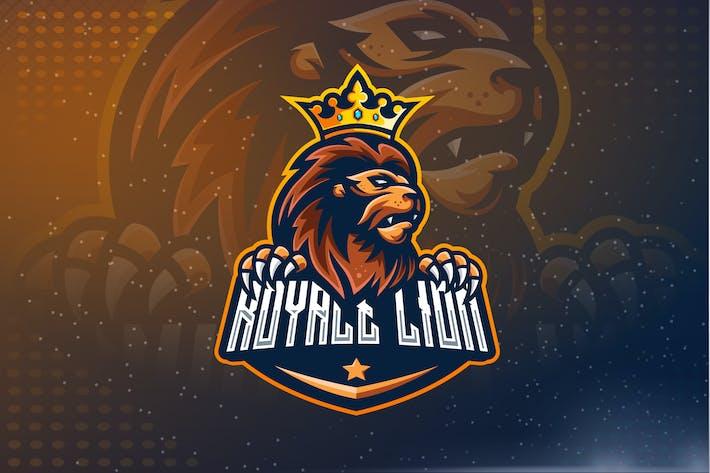 Thumbnail for Lion Esport Logo - Widtemp