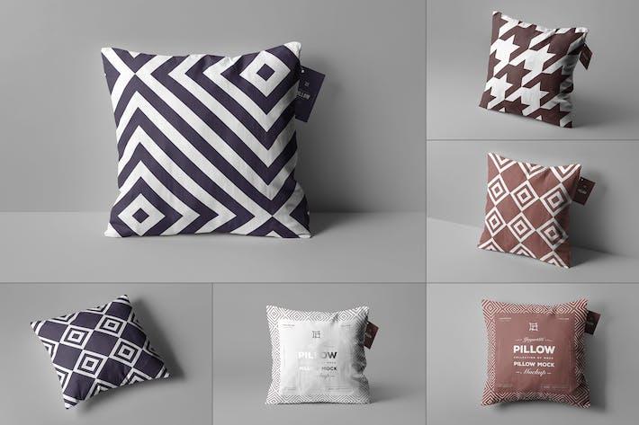 Thumbnail for Pillow Mock-up