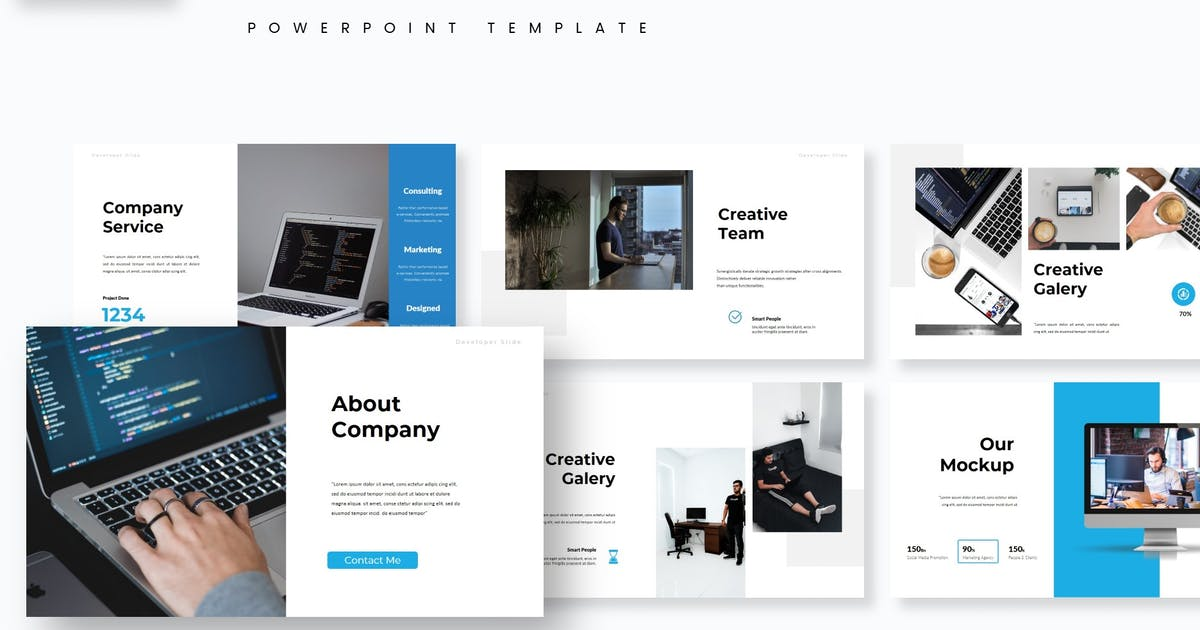 Download Doral - Powerpoint Template by aqrstudio