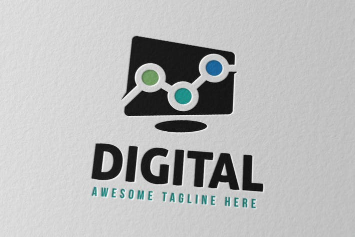 Thumbnail for Digital Logo