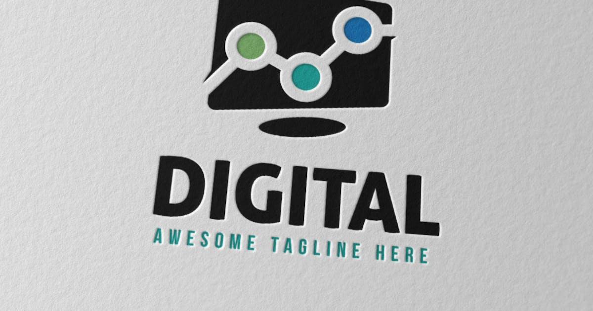 Download Digital Logo by Scredeck
