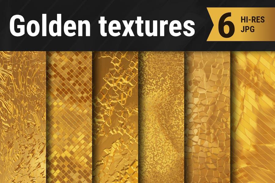 Golden Textures | Collection