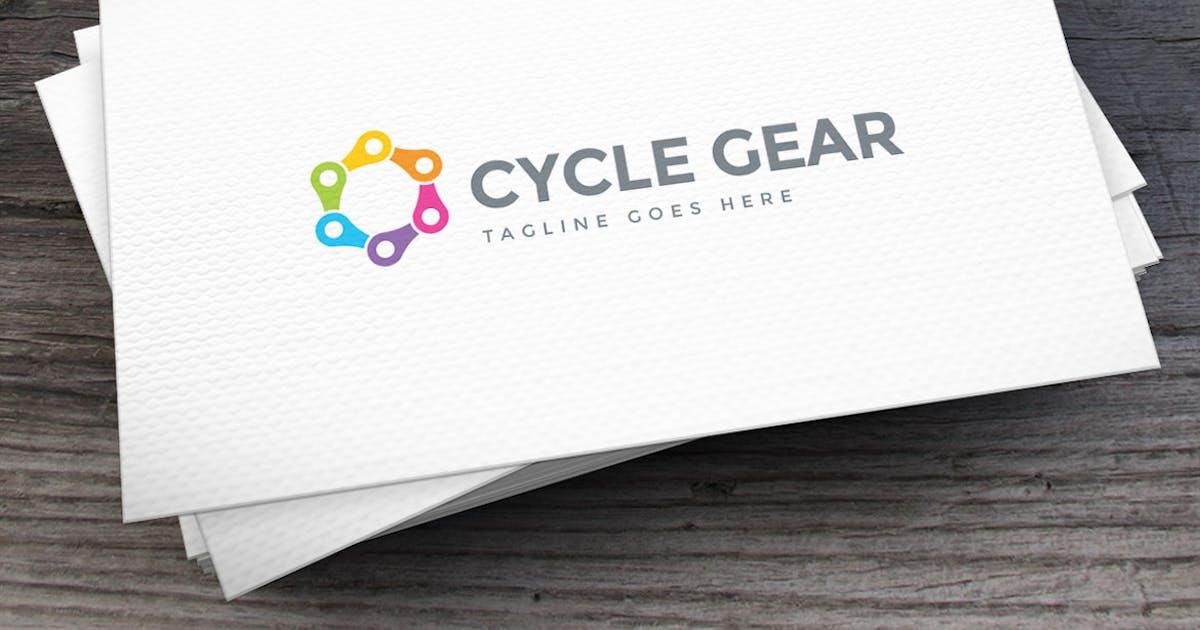 Download Color Gear Logo Template by empativo