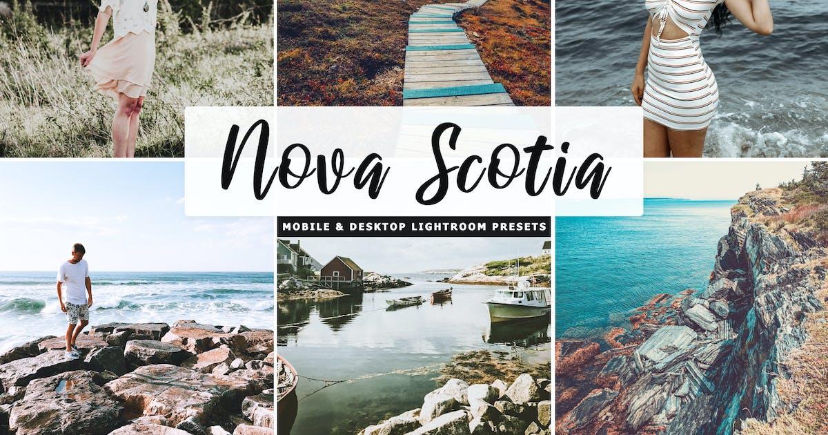 Download Nova Scotia Mobile & Desktop Lightroom Presets by creativetacos