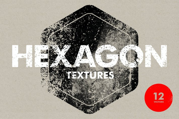 Cover Image For Hexagon Textures