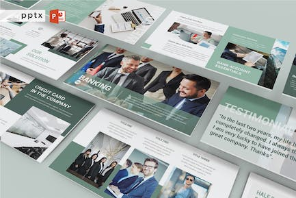 BANKING - Powerpoint  V242