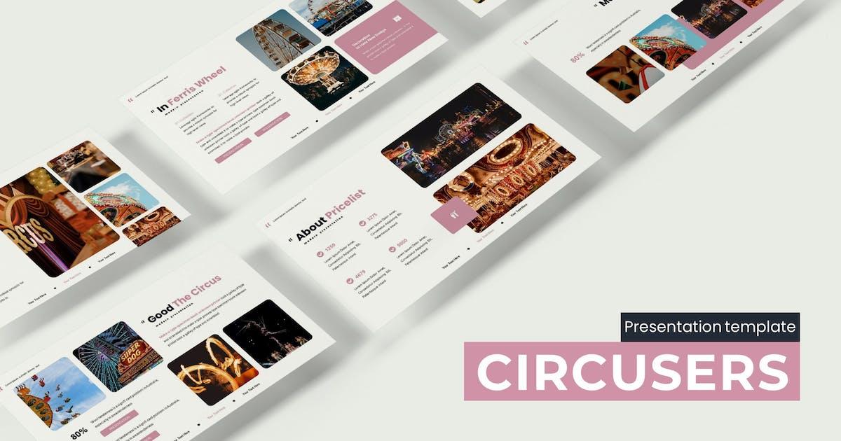 Download Circusers - Powerpoint Template by karkunstudio