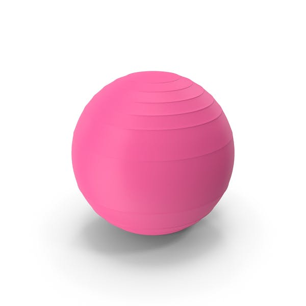Pilates Ball Violet