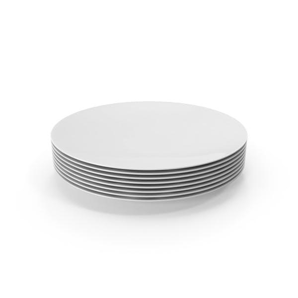 Pila de placas