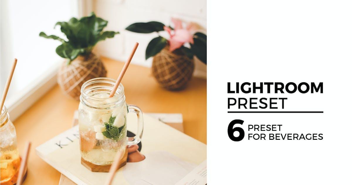 Download 6 Lightroom Preset for Beverages by kadekferryd