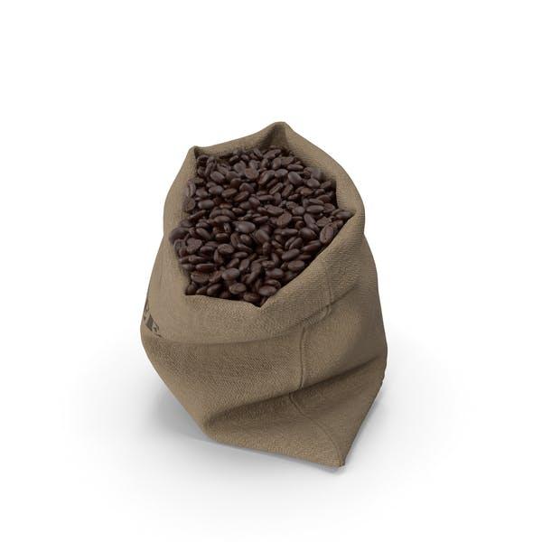 Thumbnail for Burlap Coffee Bean Sack