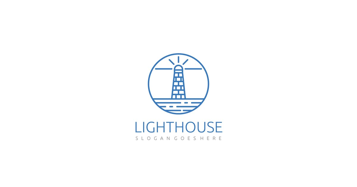 Download Lighthouse Logo by 3ab2ou