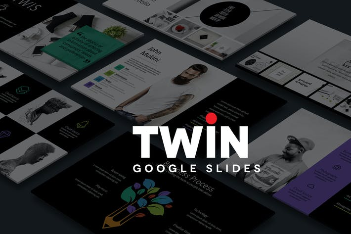 Thumbnail for TWIN Google Slides