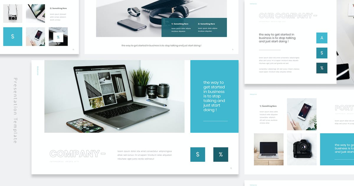 Download Samiere - Technology Keynote Template by naulicrea