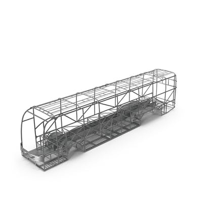 Bus-Frame-Struktur