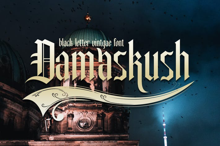 Thumbnail for Damaskush
