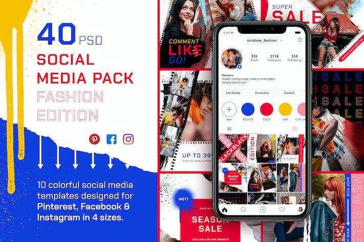 Thumbnail for Social Media Booster Pack