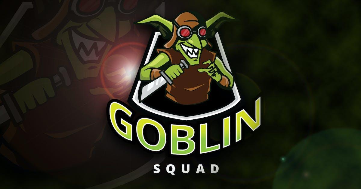 Download Goblin Squad - Logo Template by jiwstudio