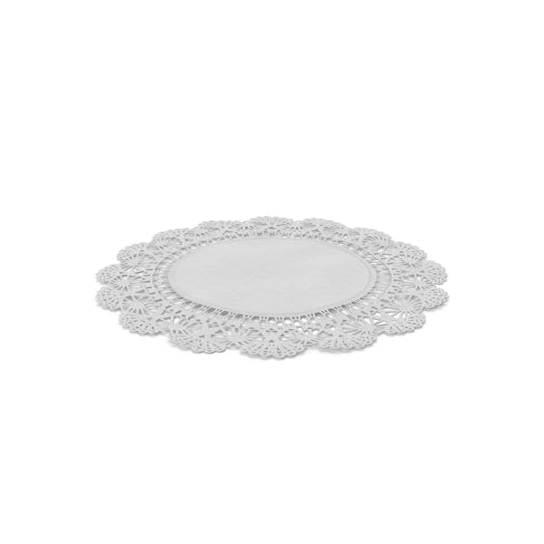 Lace Round Paper Doily