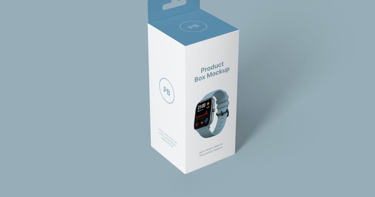 Download Product Box Mockups by artimasa_studio