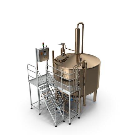 Alcohol Production Plant