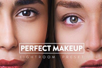 10 Идеальный макияж Lightroom предустановка