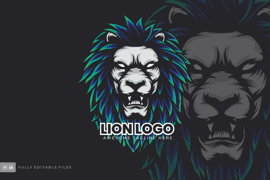 Lion Logo Templates