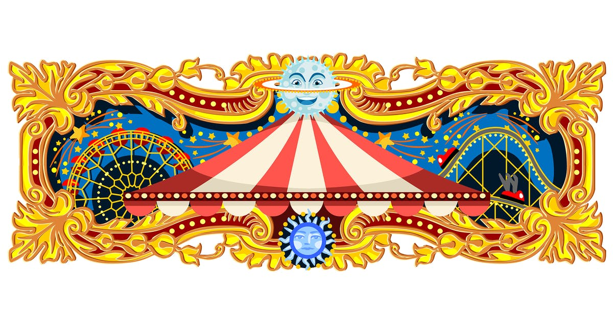 Download Carnival Banner Circus Theme by aurielaki