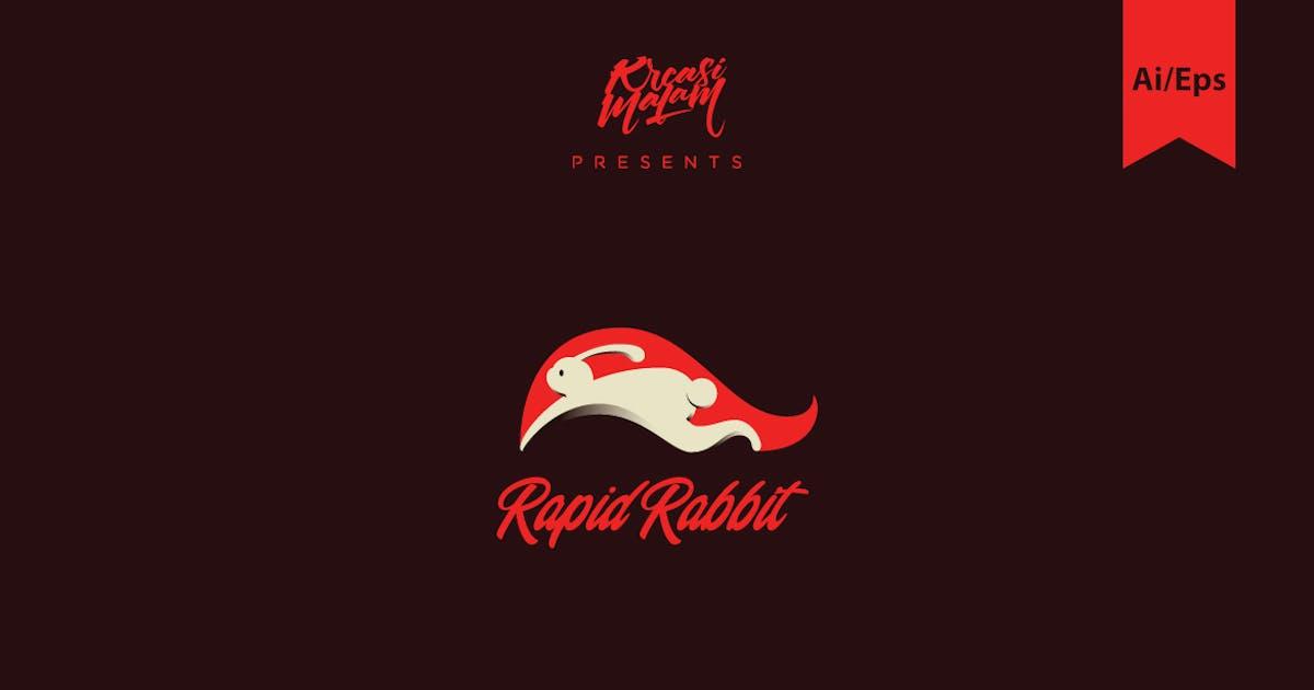 Download Rapid Rabbit Logo Template by Ijajil