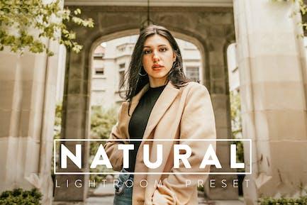 10 Natural Lightroom Presets