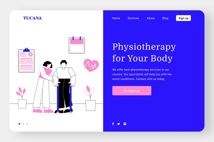 Thumbnail for Physiotherapy help