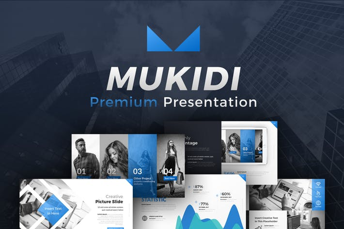 Thumbnail for Mukidi Premium Presentation