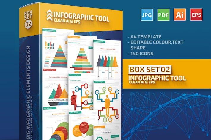 Thumbnail for Box Set 02 Infographic Creator Tools