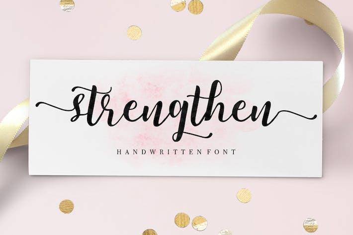 Thumbnail for Strengthen Script