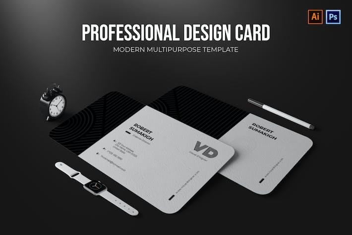 Thumbnail for Professionelles Design - Visitenkarte