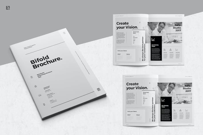 Thumbnail for Bifold Brochures