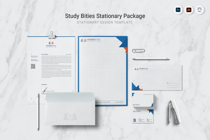 Thumbnail for Study Bities Stationary