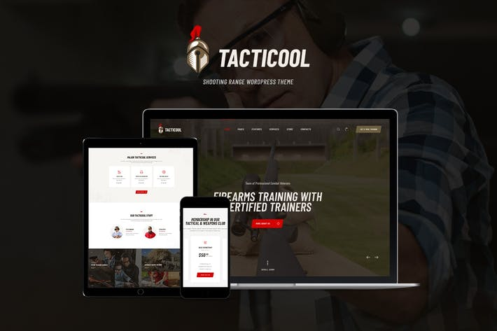 Cover Image For Tacticool