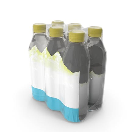 Mineral Water 500ml 6 Bottle Pack