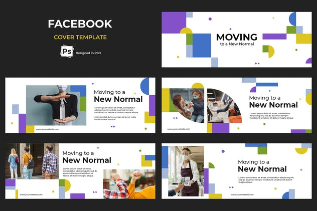 Facebook Cover New Normal