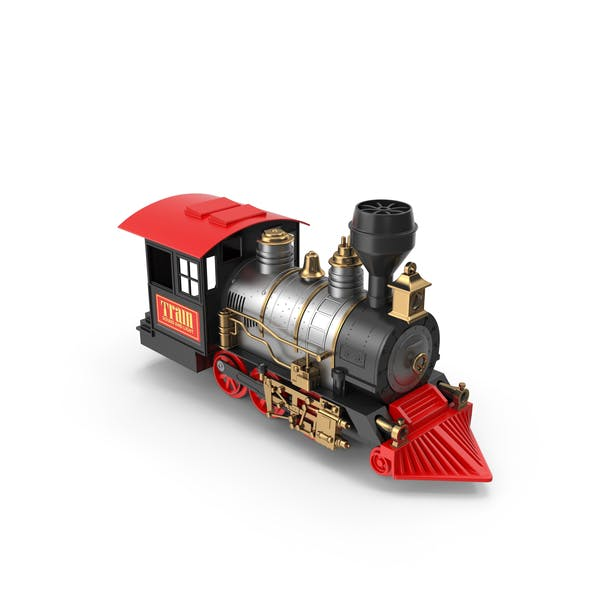 Cover Image for Toy Train