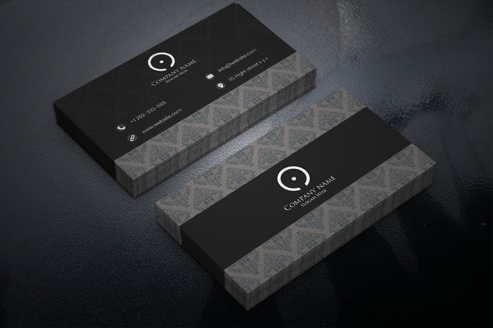 Thumbnail for Business card Template vol 3