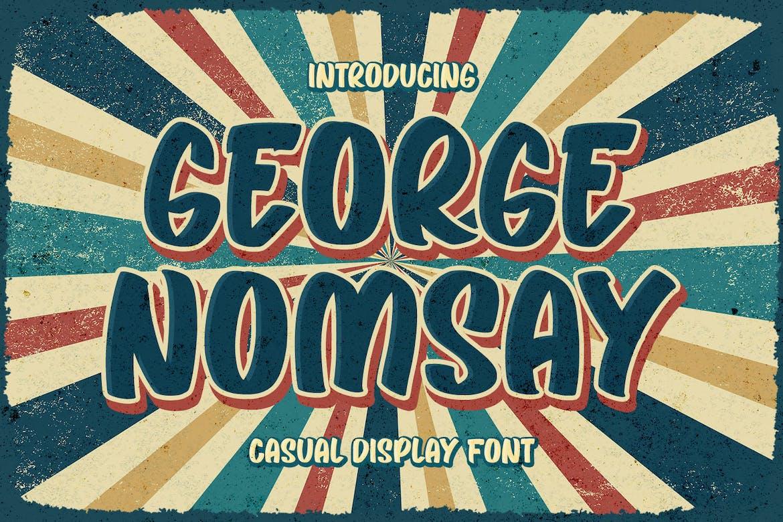 George-Nomsay